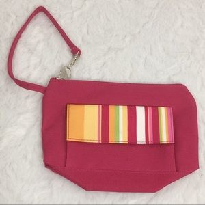 Lancome Cosmetic Makeup Bag